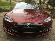 2012 Tesla Model S Tesla Model S Signature Edition (first 1000 cars m