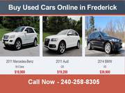 Used Cars For Sale in Frederick